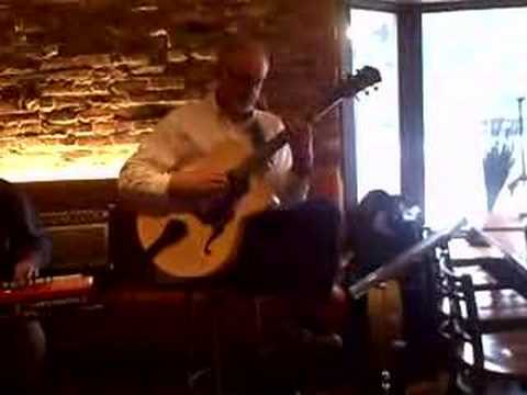 Warren Greig Live at Safari Bar and Grill