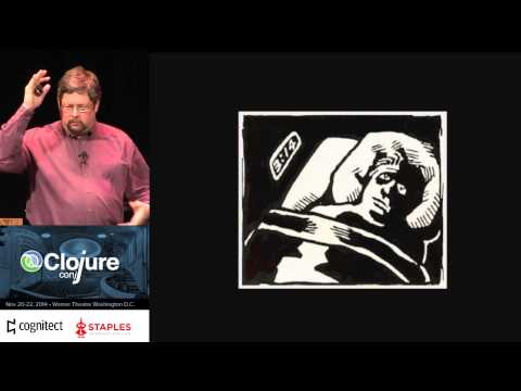 Glenn Vanderburg - Cló: The Algorithms of TeX in Clojure