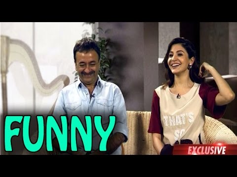 Anushka Sharma & Rajkumar Hirani Talk About Funny Moments During Pk | Pk Movie video