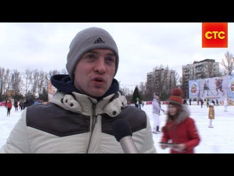 СТС | Звезды на катке!