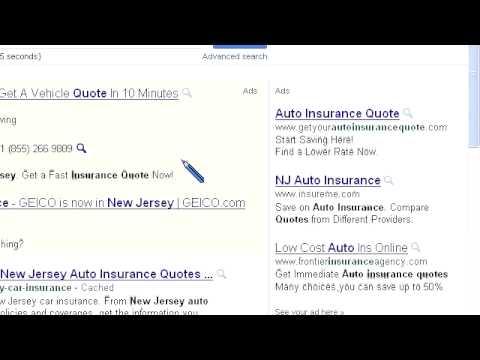 Search Results - NJ Auto Insurance Quote