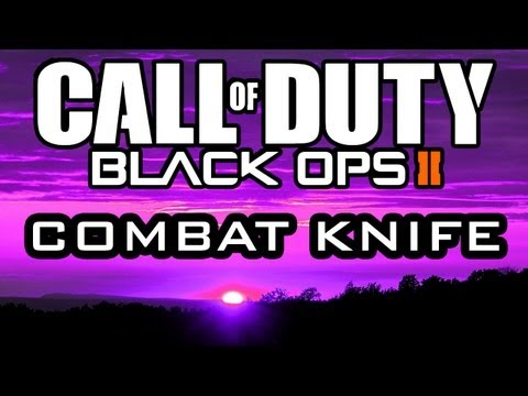 Black Ops 2 - VTOL w/ Combat Knife - Call of Duty BO2 Multiplayer Gameplay