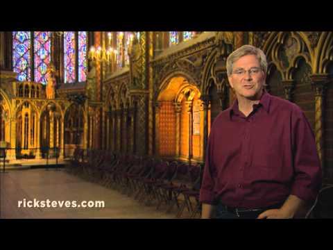 Paris, France: Sainte-Chapelle's Dazzling Interior