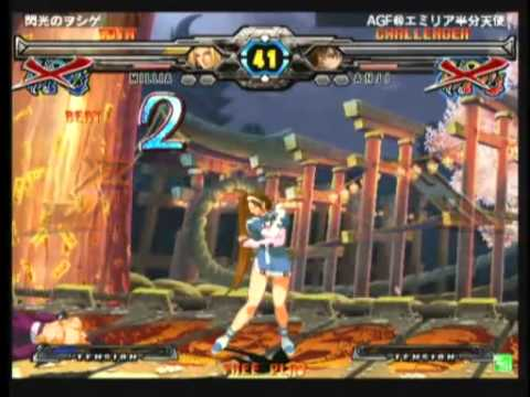 2013/5/18 GGXX AC+R West vs East Japan 25on25 Part 13(FINAL)