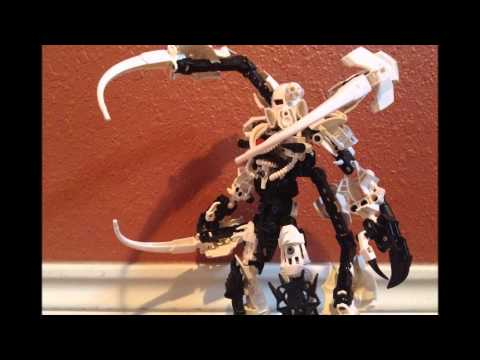 Bionicle MOC: Eclipse (Updated)