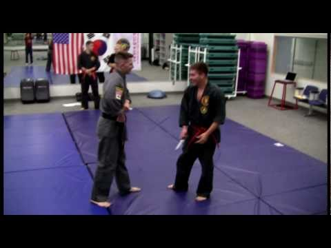 COMBAT HAPKIDO: Standup, Knife, and Ground Techniques Image 1