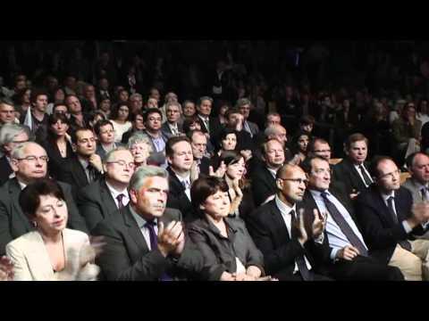 Discours de Jean-Marc Ayrault au Meeting de Lille