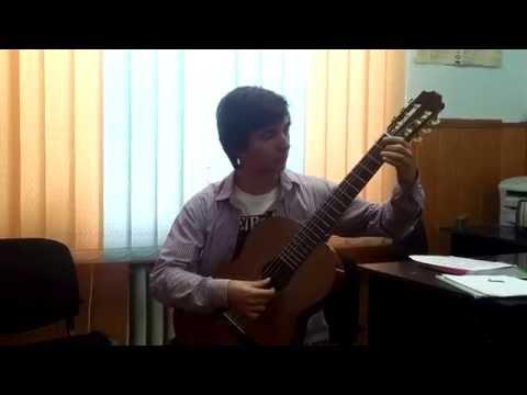 Aleksander Vinitsky - Etude No4