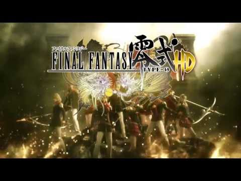 PS4、XboxONEゲーム「FINAL FANTASY 零式 HD」のトレイラームービーが公開!【TGS2014】