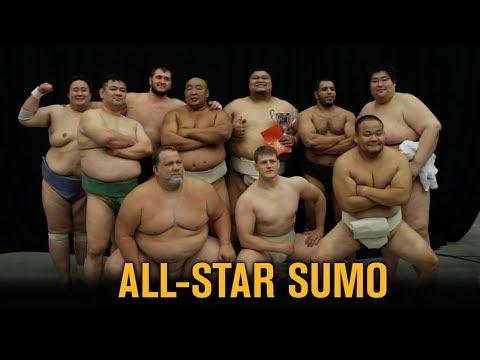 2014 ALL-STAR SUMO Tournament