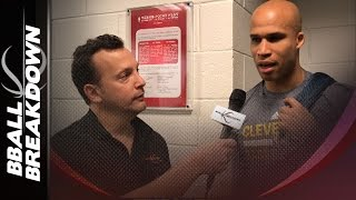 Richard Jefferson: Comparison Between Playing With LeBron and Jason Kidd
