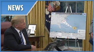 Hurricane Florence: President Trump's statement