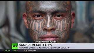 British photographer snaps gang run jail in El Salvador