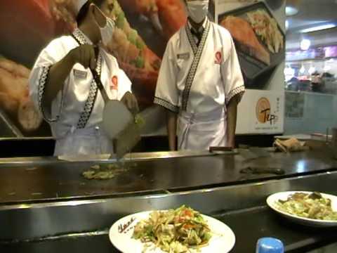 0 Japanese Restaurant in MBK retail complex, Bangkok