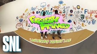 The Making of Fresh Prince (360°) - SNL