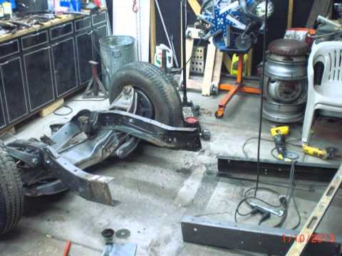 Binder Rat Rod Build Part 1