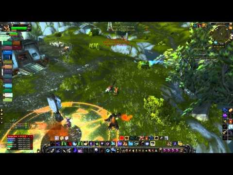 World Of Warcraft - Level 70 Twink Hunter! video