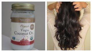 Aceite de Coco para tu cabello (Como aplicarlo)