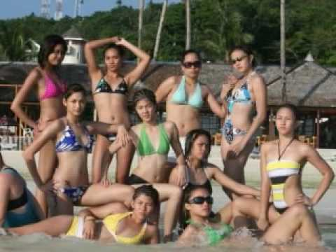 UAAP Girls swimsuit edition