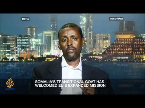 Inside Story - Fighting Somalia's pirates onshore