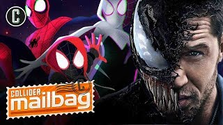 Should Sony Announce Their Spider-Verse Slate at SDCC? - Mailbag