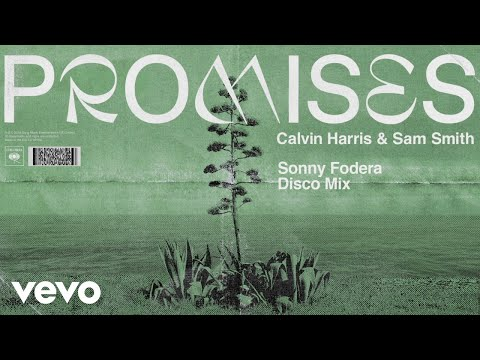 Calvin Harris Sam Smith - Promises Sonny Fodera Disco Mix