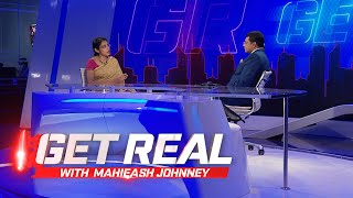 GET REAL with Mahieash Johnney | Episode 107 | Vaccinating Sri Lanka