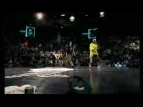 Hong 10 Vs. Pelezinho - Red Bull Bc One 2005 - High Quality video