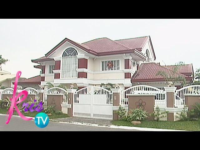 Kris TV: Jed Madela's House