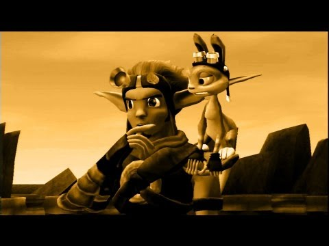 The Jak & Daxter Trilogy Movie DVD [REMASTERED IN HD]