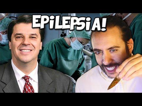 OPERANDO UNA EPILEPSIA INCURABLE CON EL DOCTOR YRION (Los Nintendos y Pokimon)
