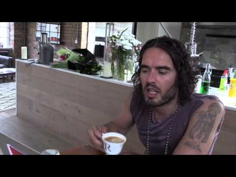 What's The Crime Of Robbing A Bank? Russell Brand The Trews Comments (E171)