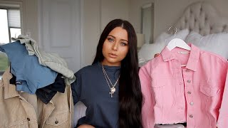 HUGE AFFORDABLE BOOHOO TRY ON CLOTHING HAUL