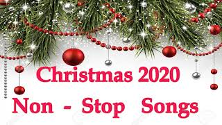 Non Stop Christmas Songs Medley - Top 100 Christmas Nonstop Songs