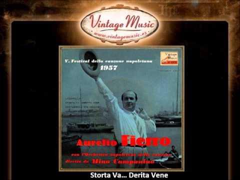 Aurelio Fierro — Storta Va… Derita Vene (VintageMusic.es)