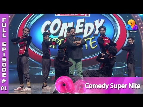 Comedy Super Nite || April 14, 2015 HD Full Episode
