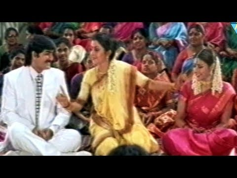 Srikanth -  Aahwanam Movie Songs - Kalalo Ilalo - Srikanth Ramya Krishna Heera video