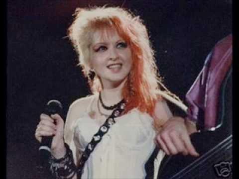 Cyndi Lauper Songs Goonies Cyndi Lauper-goonies-live
