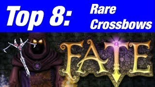 Every Rare Crossbow In Fate (Top 8)