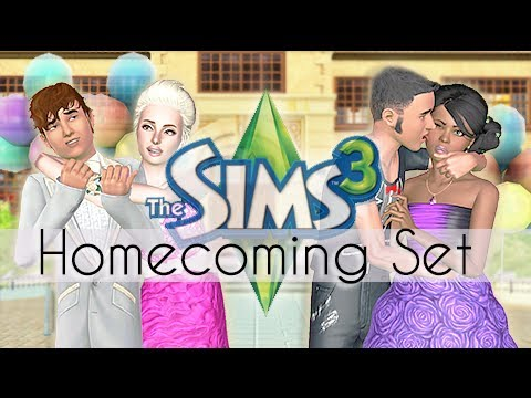 The Sims 3 Store: Homecoming Set - Review