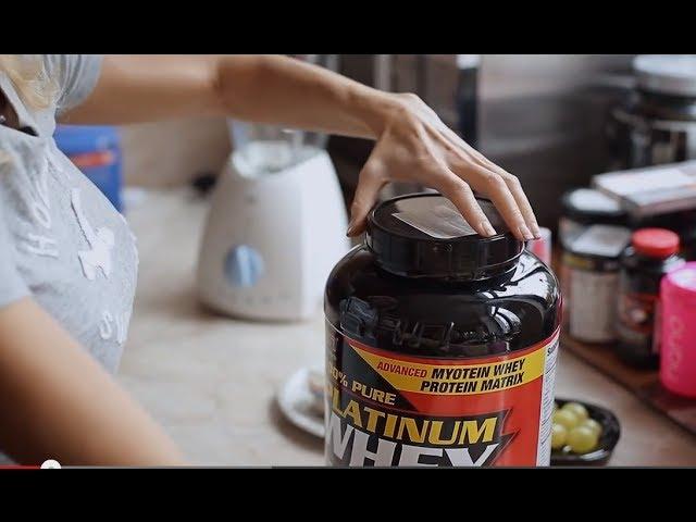 Оксана Яшанькина - Здоровое питание. Протеиновая запеканка для роста мышц