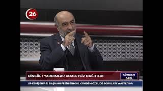 Gündem Özel | Fesih Bingöl Saadet Partisi Eskişehir İl Başkanı