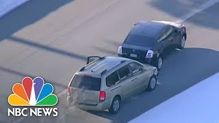 Intense Police Chase And Carjacking | Archives | NBC News