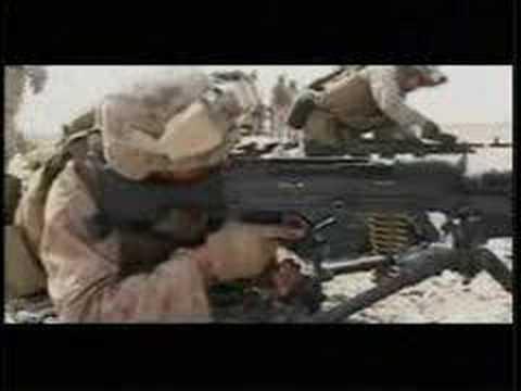 Marine operations in Afghanistan