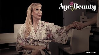 AGE AND BEAUTY | Extra Care Trailer | Erica Lauren & Michael Vegas (Adult Time)