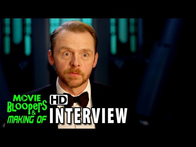 Mission: Impossible - Rogue Nation (2015) BTS Movie Interview - Simon Pegg is 'Benji Dunn'