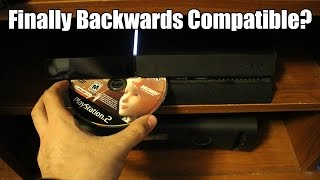 PS2 Backwards Compatibility on PS4 - My Thoughts