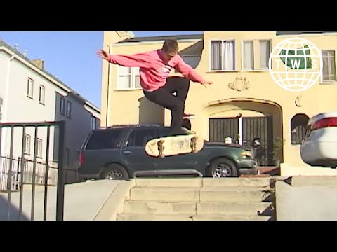 """Tristan Funkhouser and Eddie """"Mighty"""" Moreno, Challers Part"""