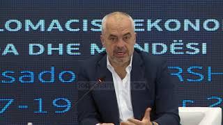 Rama-ambasadorëve: Më agresivë për tërheqjen e investimeve - Top Channel Albania - News
