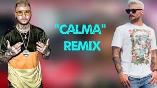 Pedro Capó Ft Farruko Calma Remix Letra